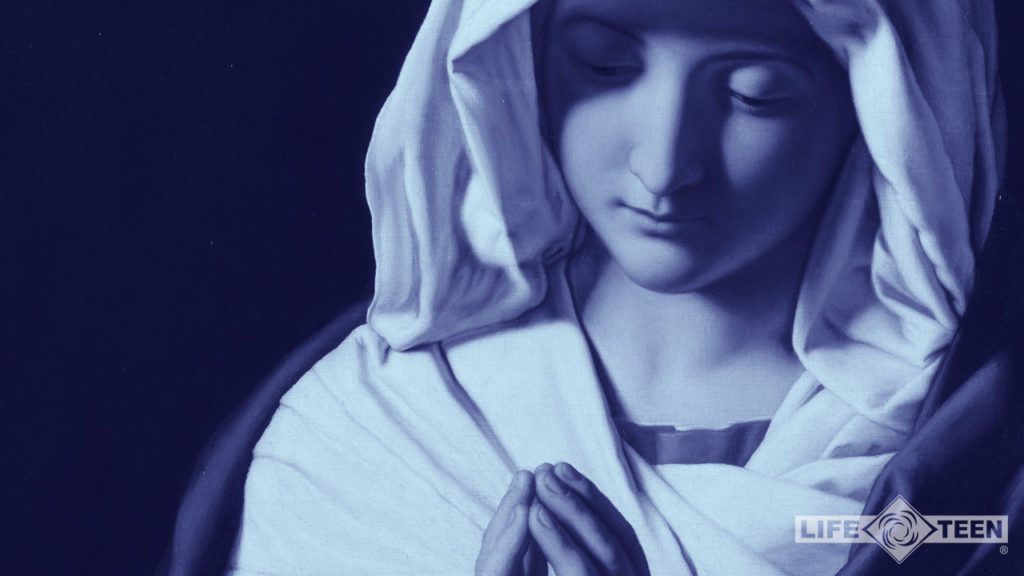Mary- Full of Grace